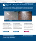 Keystone Proclean Website