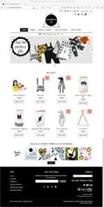 twentythree01 website