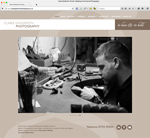Claire Goldsmith Photography Website