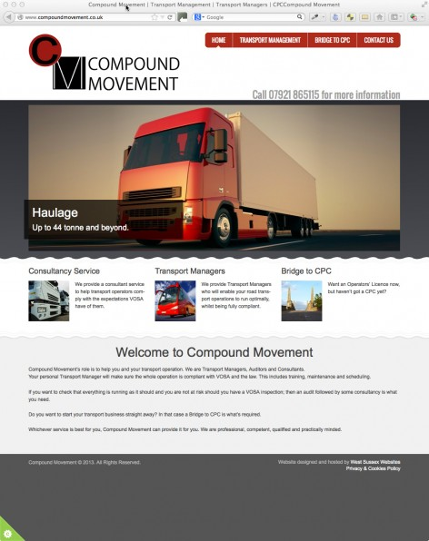 Compound Movement Transport Managers