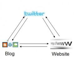 The Social Media Triangle