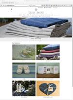 Small Island Website